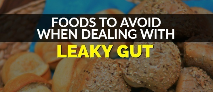 foods to avoid with leaky gut